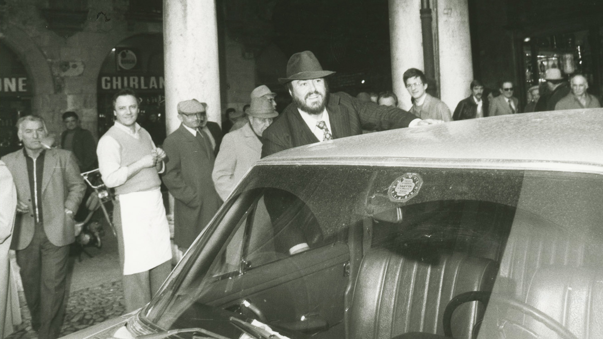 Luciano Pavarotti, ein italienischer Nationalheld | Foto © Wild Bunch Germany