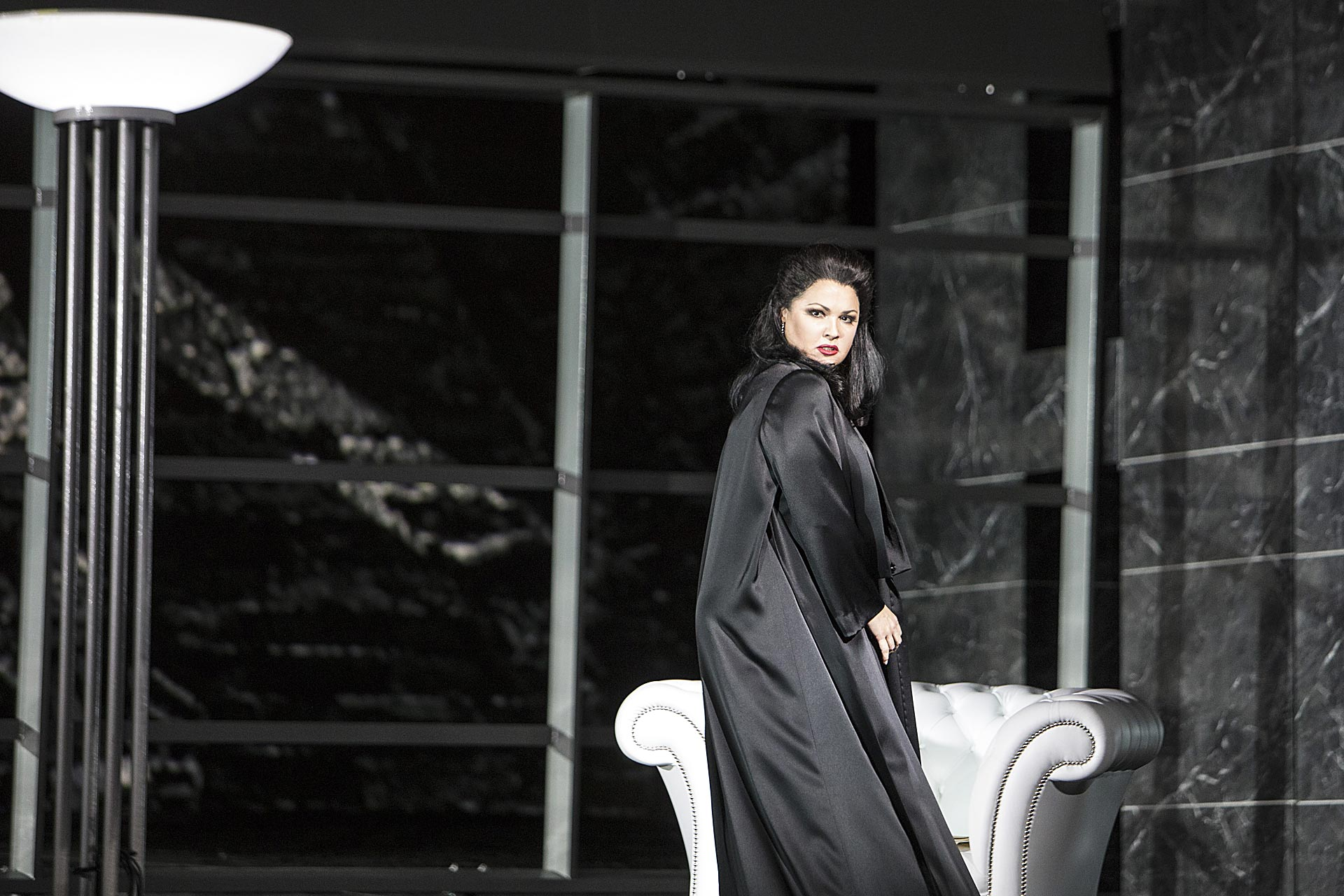Anna Netrebko (Lady Macbeth) | Foto © Bernd Uhlig | Macbeth 32